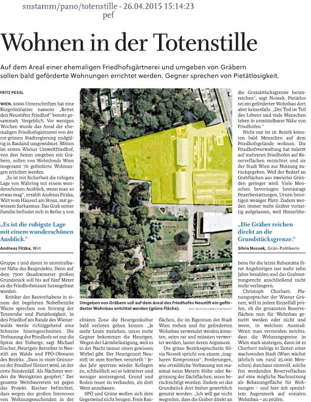 Salburger Zeitung 25.04.15